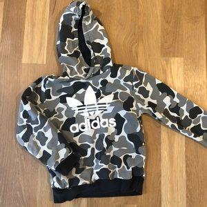 Adidas boys sweatshirt